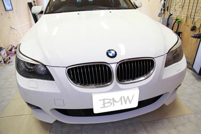 BMW5シリーズの写真